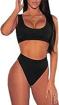 Best black bathing suit 2 piece Reviews