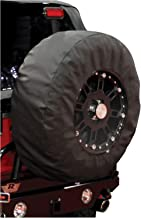 Rampage Products 783235 Universal Large Window Pane Tire Cover with 17