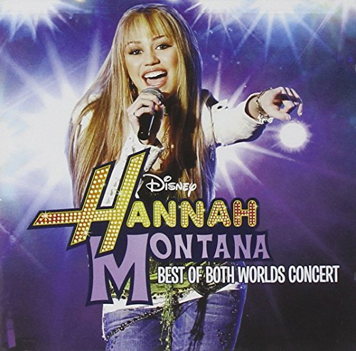 Best Of Both Worlds In Concert [CD/DVD Combo]