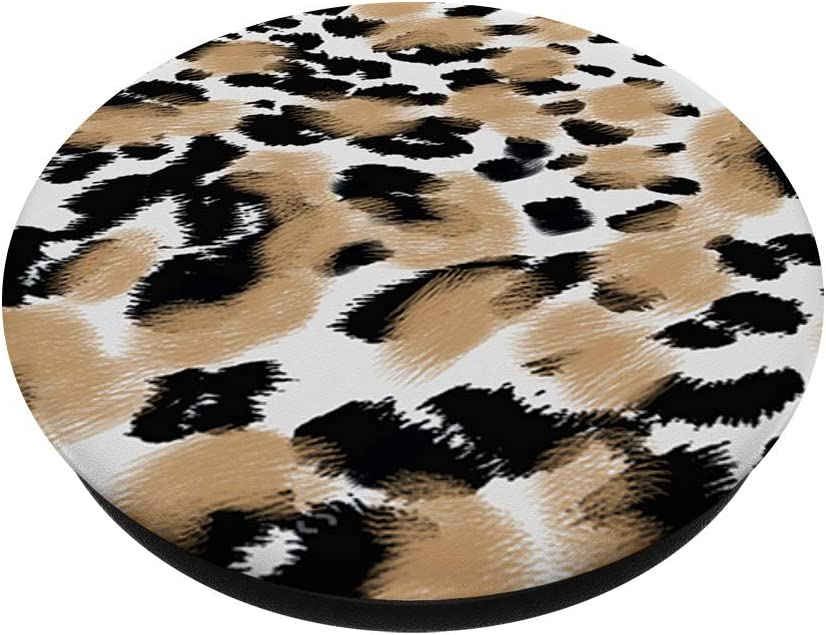 Black and Tan Animal Spots Memo Pad