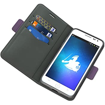 DefenderShield Compatible iPhone 6 Plus EMF Protection Radiation Case - Anti Radiation Shield & RFID Blocker Wallet Case