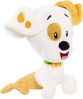 Nick Jr Bubble Guppies Plush Bubble Puppy Sparkly Stuffed Bean Figure