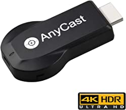 4K Wireless HDMI Display Adapter Anycast M100 WiFi Display Dongle Miracast Dongle Android Phone IOS Phone TV Streaming Media Player TV Cast