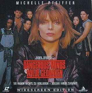Dangerous Minds – Wilde Gedanken PAL Laserdisc LD