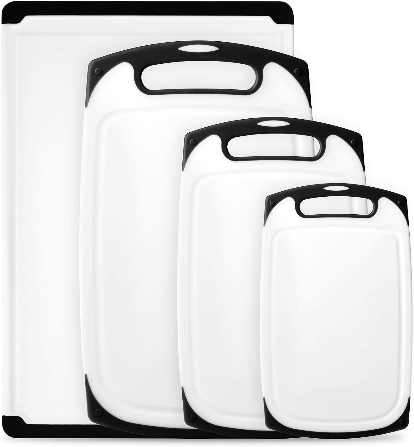Kitchen Plastic Cutting Board Limited time cheap sale Lowest price challenge Set Dishwasher Safe - Cut Non-Slip