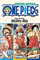 One Piece (Omnibus Edition), Vol. 13: Includes vols. 37, 38 & 39 (13)
