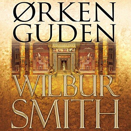 Ørkenguden audiobook cover art