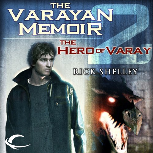 The Hero of Varay audiobook cover art