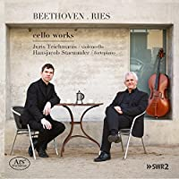 Beethoven/Ries: Cello Works