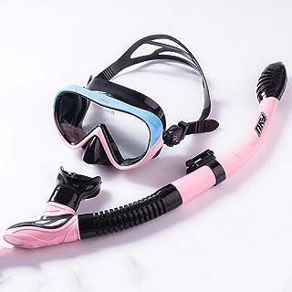 33f3099ac8 Máscara de Snorkel Plegable Conjunto de Buceo máscara de Snorkel Set Gafas  Anti Niebla para Adultos