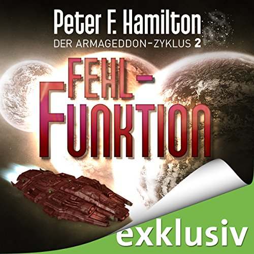 Fehlfunktion audiobook cover art