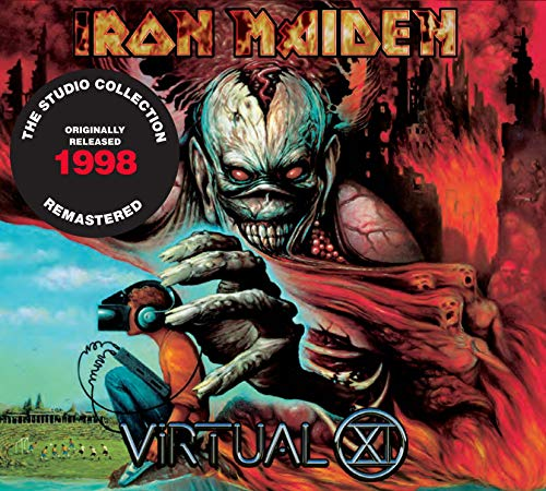 Iron Maiden -Virtual Xi (CD)