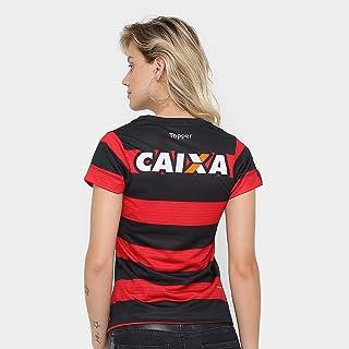 Camisa Vitória I 17/18 s/n - Torcedor Topper Feminina