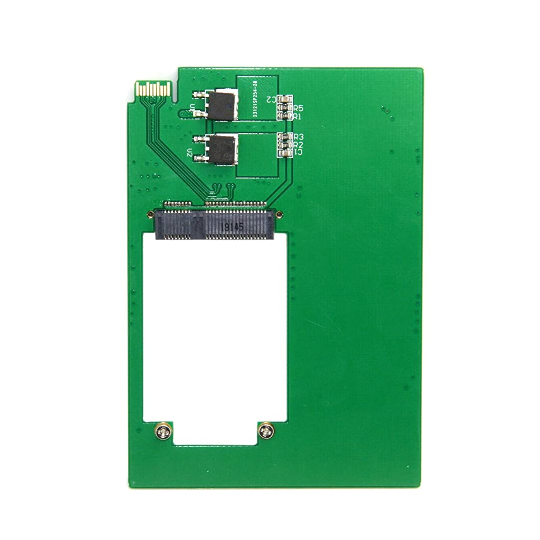Cablecc WD5000MPCK SFF-8784 SATA Express to mSATA Cards PCBA for UltraSlim Hard Disk SSD WD5000M22K WD5000M21K