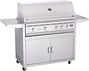 Summerset TRL Series Gas Grill On Cart, 38-Inch, Propane