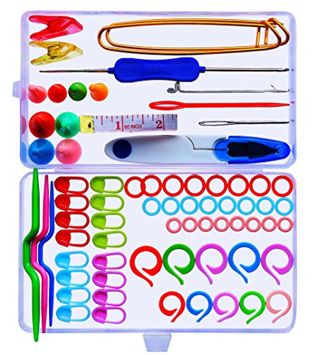 Knitting Accessories Knitting Kit Knitting Supplies Knitting Tools Cable Needles for Knitting Kits