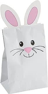 easter bunny paper bag