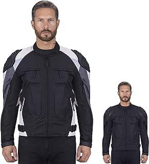 Viking Cycle Asger Motorcycle Jacket For Men