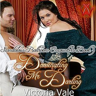 Dominating Mr. Darling audiobook cover art