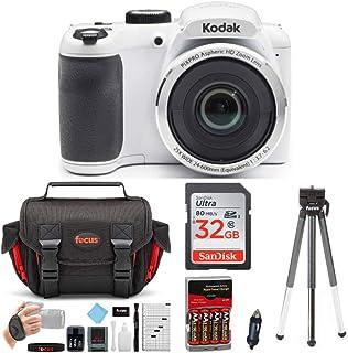 KODAK PIXPRO AZ252 Astro Zoom Digital Camera (White)...