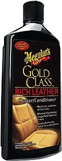 Meguiar´s G7214 Limpiador y Acondicionador de Piel Gold Class, 414ml