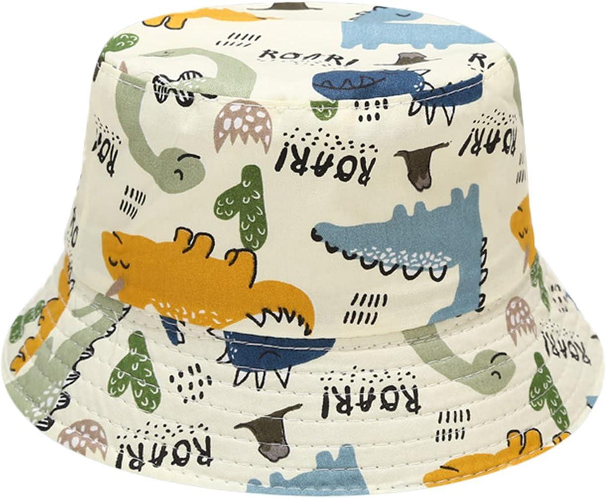 Import uleiqichepeijianyou 1-4 Years Albuquerque Mall Old Baby Hat Cotton Sun Bucket