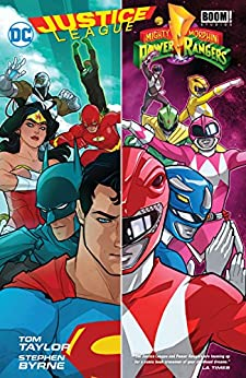 Justice League/Power Rangers (2017) by [Tom Taylor, Stephen Byrne]
