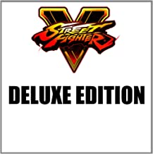 Street Fighter V Deluxe Edition - PS4 [Digital Code]