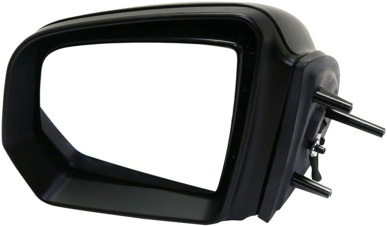 Puermto Mirror Compatible with Manual Free Shipping Max 77% OFF New Left Primed Folding Painta