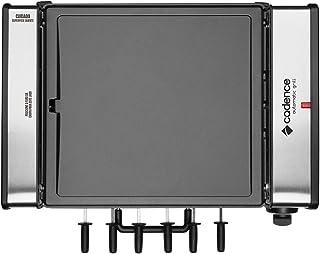 Churrasqueira Elétrica Automatic Grill, Inox, 127v, Cadence
