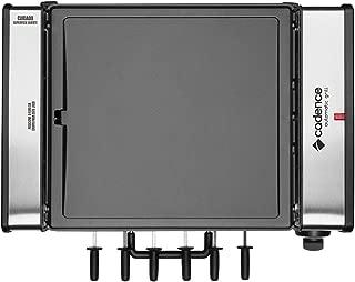 Churrasqueira Elétrica Cadence Automatic Grill Cadence Preto 110v