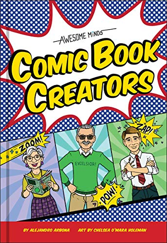 Awesome Minds: Comic Book Creators (English Edition)