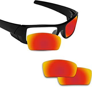 Fiskr Anti-saltwater Polarized Lenses Compatible with Oakley Gascan Sunglasses - Various Colors