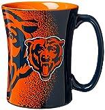 NFL Chicago Bears Mocha Mug, 14-ounce, Navy