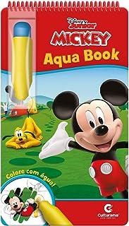 Culturama Editora e Distribuidora Ltda AQUABOOK MICKEY