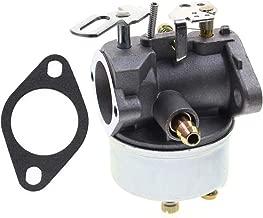 MOTOALL Adjustable Carburetor for John Deere Snow blowers 526 726 732 826 1032 Carb