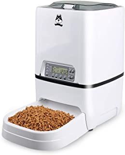 crown majestic automatic pet feeder manual