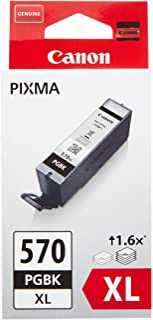 Canon PGI-570 Wkład Atramentowy, Czarny, 22,2 ml