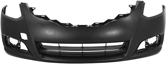 MBI AUTO - Painted to Match, Front Bumper Cover Fascia for 2010-2013 Nissan Altima Coupe 2-Door 10-13, NI1000275