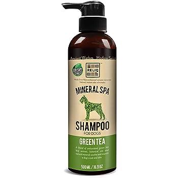 RELIQ Mineral SPA Shampoo Green Tea