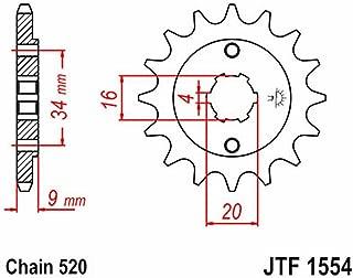 F126416 Pi/ñon ataque transmision delantero JT