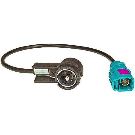 Tomzz Audio 1500 016 Fakra Antennenadapter Kupplung Elektronik