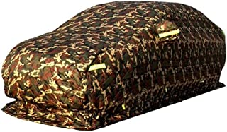 YCAR Car Protection Cover, for Audi S7 Sedan Snowproof Anti-Freezing Custom Fit Car Cover Windproof Dustproof Universal Heavy Scratch Resistant Full Exterior Covers (Color : Camouflage, Size : 2016)