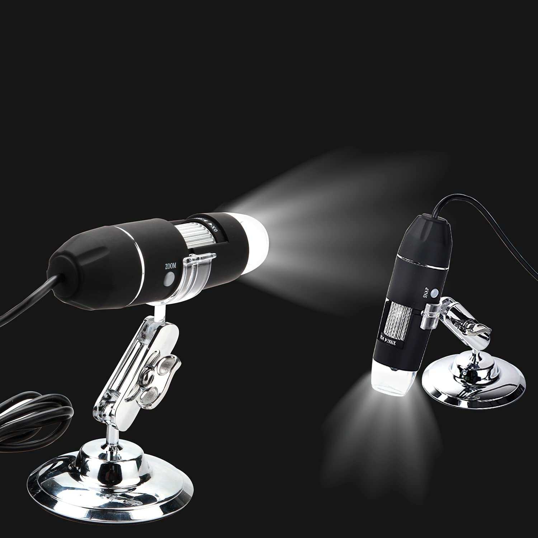 35% OFF LINEBA Ranking TOP14 1600X 8LED Light USB Camera Endoscope Digital Microscope