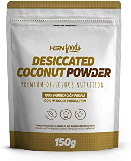 HSN Foods Coco Desecado en Polvo Dessicated Coconut Powder