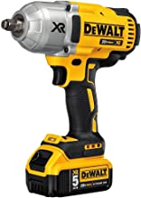 "Dewalt DCF896HN 18 V Brushless 1//2/"" Clé à chocs Hog Ring Tool Connect Battery"