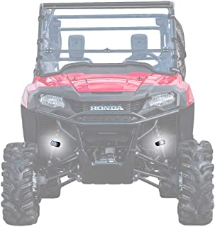 SuperATV 2'' Lift Kit for Honda Pioneer 700/4 Seater - (2017+) - Built to Last and Easy to Install!