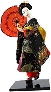 Kylin Express Japanese Geisha Doll Furnishing Articles/ Oriental Doll/ Best Gifts T