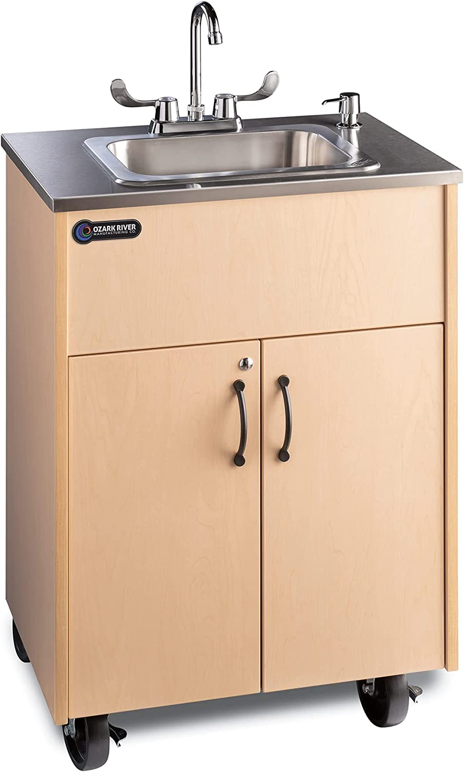 Ozark River Premier El Paso Mall 2021 new S1D Maple Portable Contained Self Hot Water
