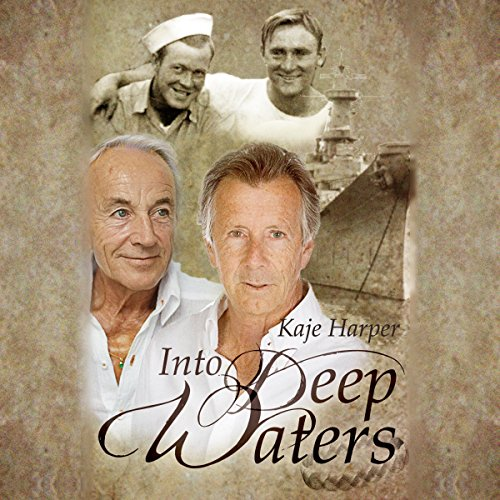 Into Deep Waters audiobook cover art